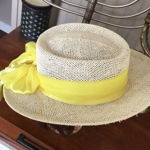 Vintage Made in the USA 🇺🇸 Straw Hat